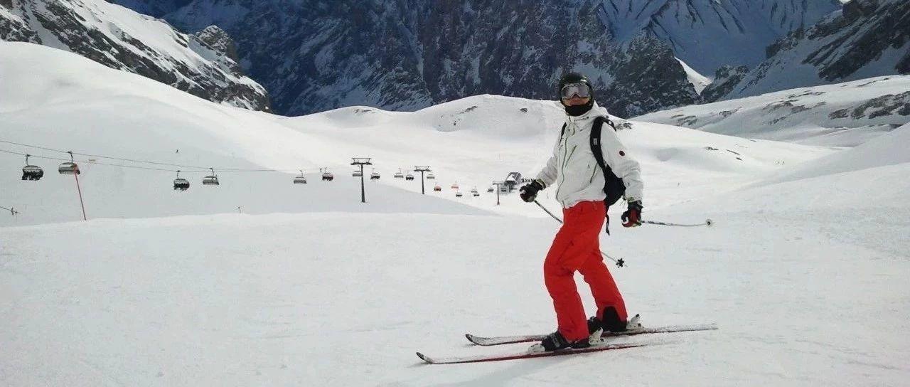 那一年学习平行滑雪的故事