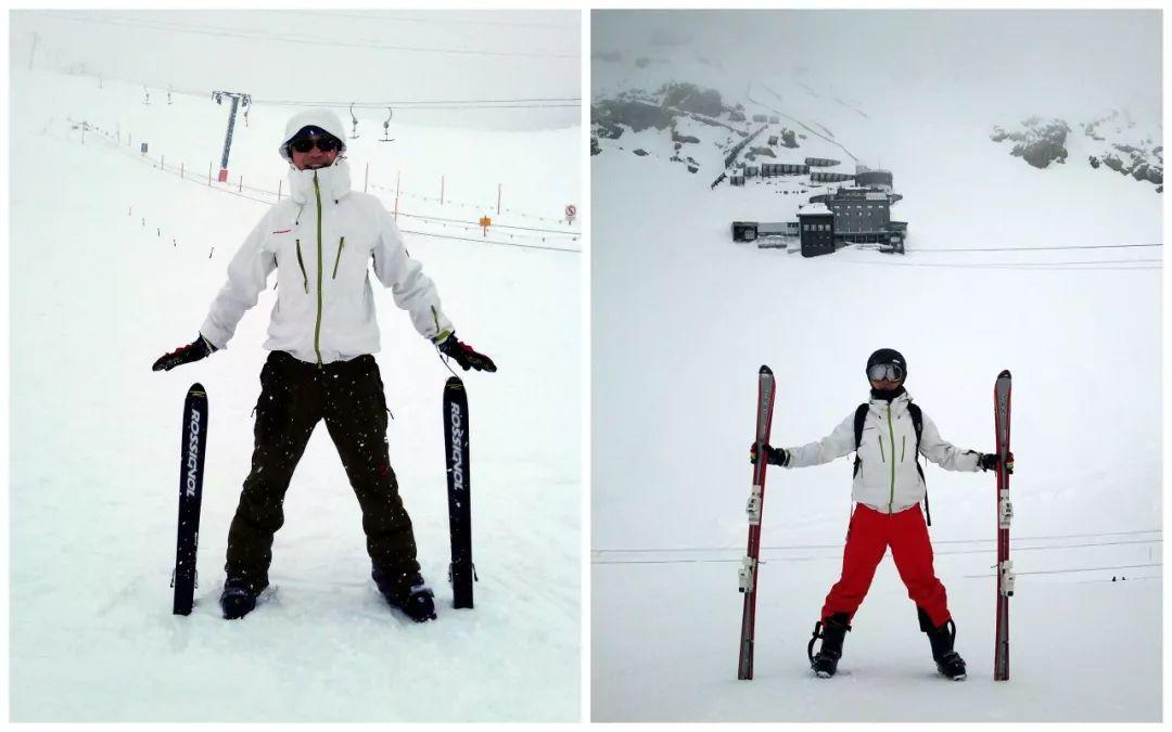 那一年平行滑雪的故事『妙手空空的滑雪旅程』